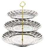Extra Large 3 Tier Serving Tray(13.5x12x10in)-Great