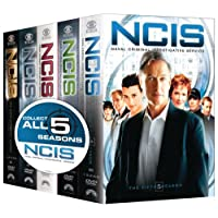 NCIS - Seasons 1-5 [Import]