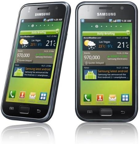 Samsung GT-I9000 Galaxy S - Smartphone, Color Negro: Amazon.es ...
