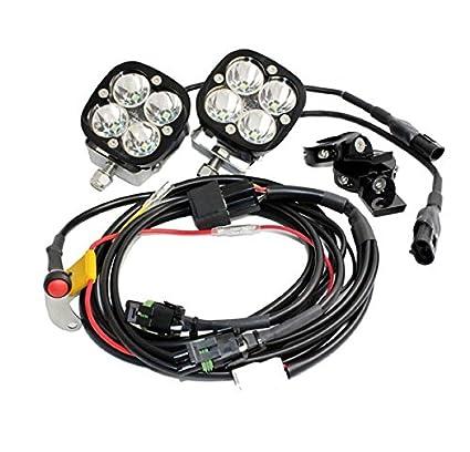 51QEyoVFy6L._SX425_ amazon com baja designs squadron pro led light kit adventure sport