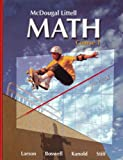 McDougal Littell Middle School Math : Course 1 2007, Larson, Ron and Boswell, Laurie, 0618610693