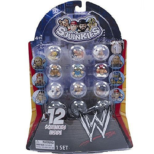 WWE Squinkies 1 12Pack product image