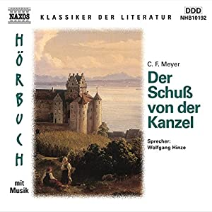 Der Schuß von der Kanzel Audiobook