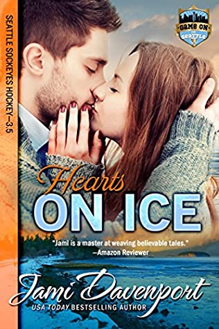 book cover of Hearts on Ice
