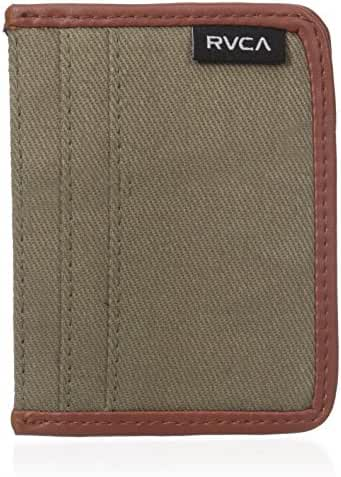 RVCA Men's Millux Wallet