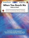 download ebook when you reach me student packet by novel units, inc. paperback november 1, 2010 pdf epub