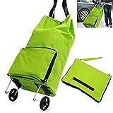 VOLTAC ™ Home Furnishing Portable Foldable Trolley Bag Shopping Bag