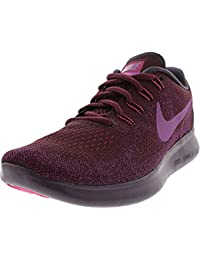 Women's Free RN 2017 Running Shoe Bordeaux/Monarch...