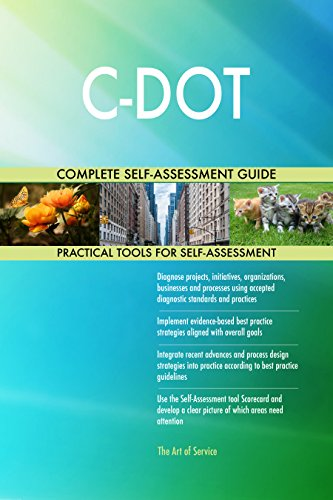 C-DOT Toolkit: best-practice templates, step-by-step work plans and maturity diagnostics