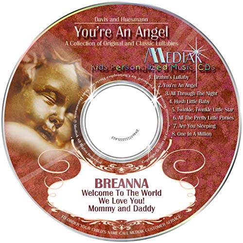 Youre Angel Name Personalized CD product image
