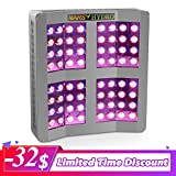 Led Grow Light MARS HYDRO 1200W CREE LED Growing Light Full Spectrum for Indoor Plants High Yield Veg and Flower Plant Lights for Hydroponics (Pro II Cree 1200W)