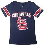 St. Louis Cardinals Women's Short Sleeve Scoop Neck Baby Jersey