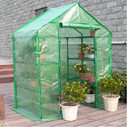 Gentil High Quality Portable Green House W/ Shelves