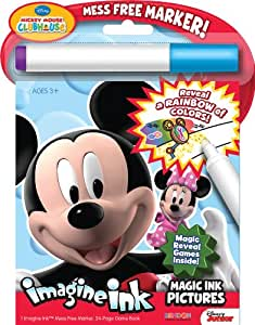 Bendon Disney Mickey Mouse Clubhouse Imagine Ink Book