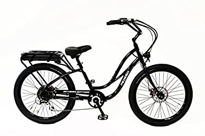 Pedego Interceptor (Black, Stepthru)