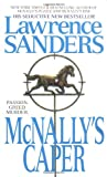 Front cover for the book McNally's Caper by Lawrence Sanders