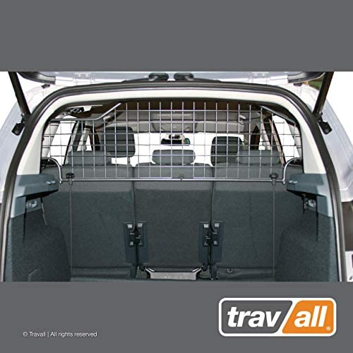 Travall Guard Compatible with Ford C-Max 2012-2015 TDG1304 – Rattle-Free Steel Vehicle Specific Pet Barrier
