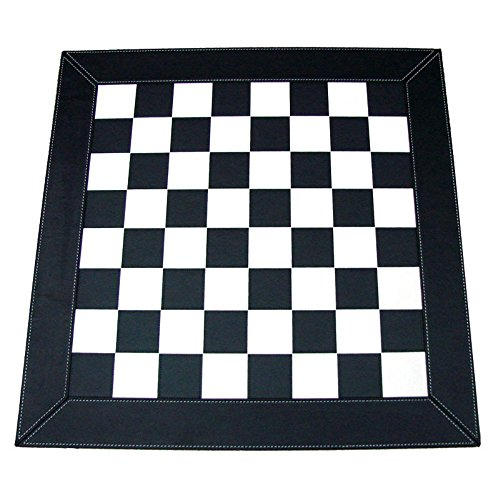 Recreational Chess Strategy Board Game , Black & White