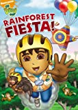 DVD : Go Diego Go!: Rainforest Fiesta