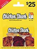 Chicken Shack Gift Card $25