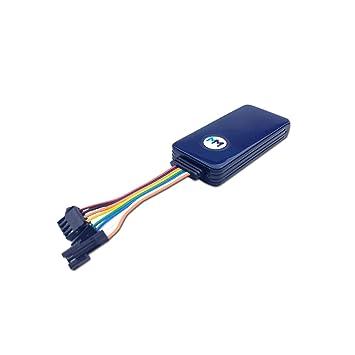Wanway GPS Tracker G19S Control Remoto de Voz SOS de ...
