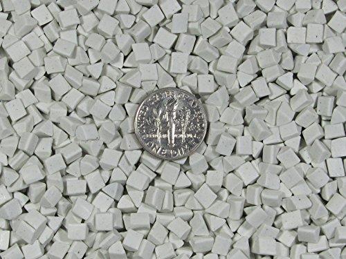 Algrium Glassworks 1 Lb. 4 mm X 4 mm Polishing Triangles Non-Abrasive Ceramic Tumbling Tumbler Tumble Media price tips cheap