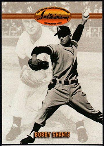 d Williams #69 Bobby Shantz NM-MT Yankees ()