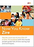 Now You Know Zire, Rick Overton and Frank Marquardt, 0321286316