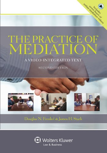 Practice Of Mediation W/Video Access