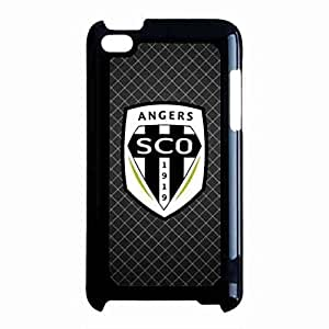 the Angers Sporting Club De L'Ouest Fundas para Moviles,Plastical Angers Sco iPod touch 4th Phone Back Fundas para Moviles