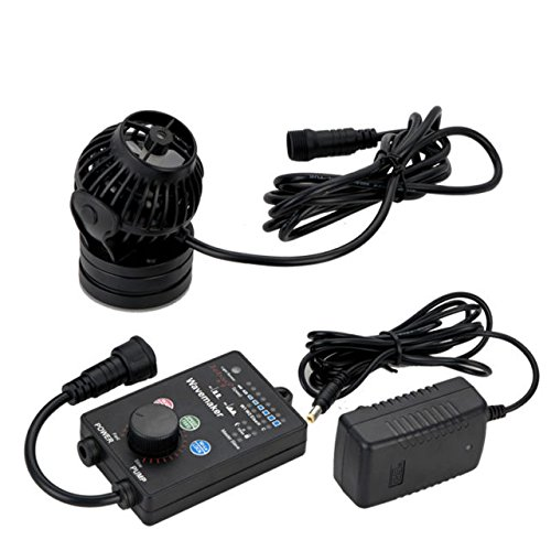 Jebao OW-25 wavemaker with controller for marine aquarium (OW-25) by Jebao
