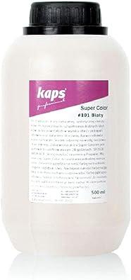 Kaps Tinte para Cuero Natural y Sintético y Textiles, Super Color, 82 Colores Estándar y Metálicos, Bote Grande 500 ml - 16.9 fl. oz.