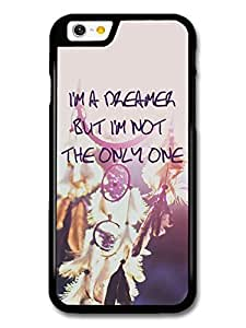 Specialdiy Dreamcatcher I'm A Dreamer John Lennon The Beatles Life Inspirational T9uasCDTfUj Quote case cover for iPhone 5 5s