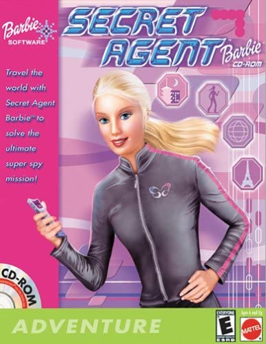 Resultado de imagen para barbie secret agent