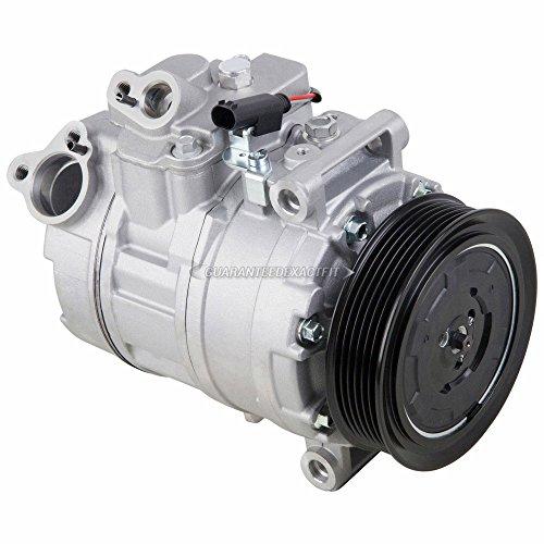 2009 Bmw 528i Clutch - AC Compressor & A/C Clutch For BMW 330i 525i 530i M3 M5 M6 Z4 528i 328i 325i 325xi 328xi 330xi 525xi 528xi 530xi - BuyAutoParts 60-02260NA NEW