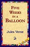 Five Weeks in a Balloon, Jules Verne, 1421821605