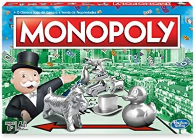 Monopoly- Portugal - Versión Portuguesa (Hasbro C1009190): Amazon.es: Juguetes y juegos