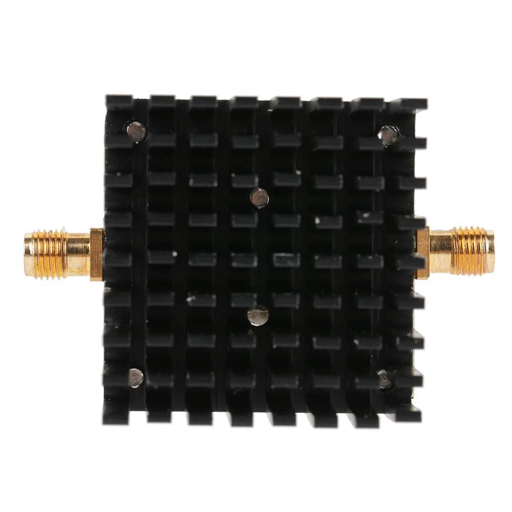 Akozon Amplificador de Potencia Amplificador de Potencia FM de aplicaci/ón de Radio diversa 88-108MHZ Tablero del Amplificador de Potencia de 2.5W VHF para transmisor FM Radio de RF