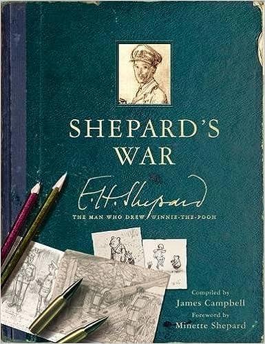 shepards war e h shepard the man who drew winnie the pooh