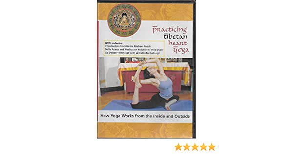 Amazon.com: Practicing Tibetan Heart Yoga (DVD: Based on the ...