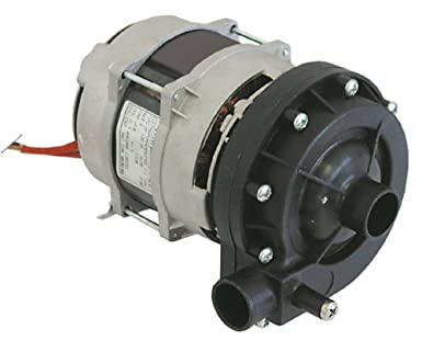 LGB ZF160SX - Bomba para lavavajillas Silanos R29A, F27A, E40, V40 ...