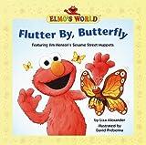 Flutter by, Butterfly, Liza Alexander, 0679887008