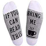 If You Can Read This Socks Luxury Cotton Novelty Socks Perfect Gift for women