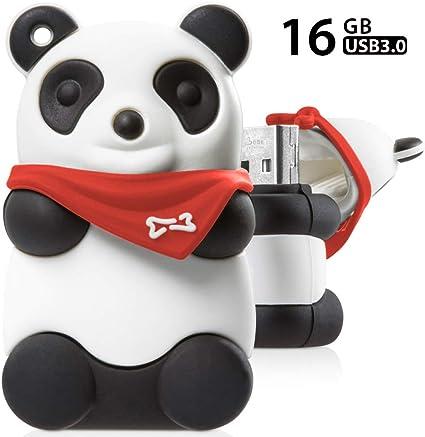 New Design Panda USB 2.0 Flash Drives 32GB