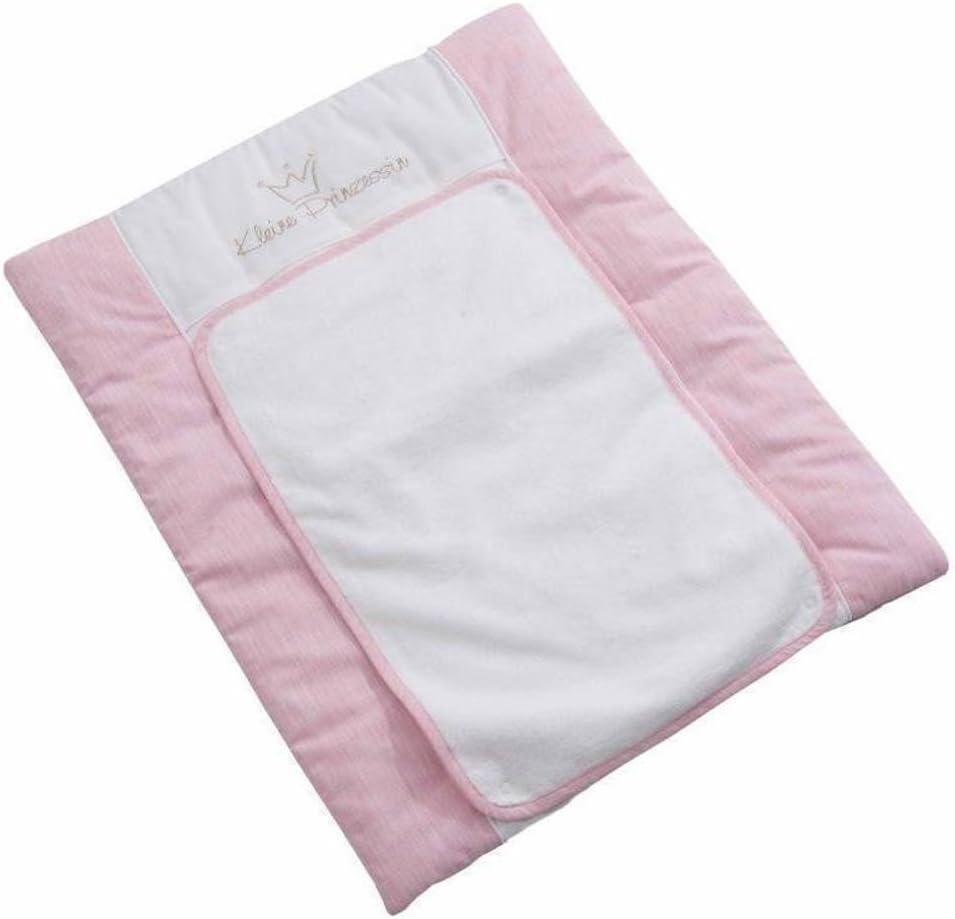 Be Bes Collection Wickelunterlage Kleine Prinzessin rosa