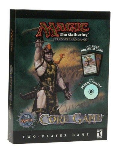 Magic The Gathering MTG 2 Player Core Game 10th Anniversary ...