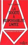 La société à responsabilité limitée par Chaput