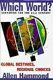 Which World?, Allen Hammond, 1559635754