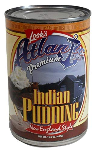 - Indian Pudding New England Style