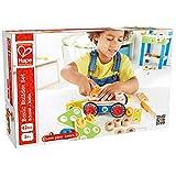Hape Basic Builder Toddler Wooden Play Set